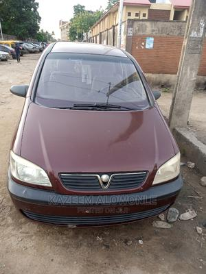 Opel Zafira 2004 1.8 Red   Cars for sale in Lagos State, Ikeja