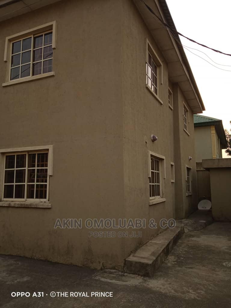 Block of 4 Units of 3 Bedroom Flat for Sale in Magodo | Houses & Apartments For Sale for sale in GRA Phase 1, Magodo, Nigeria