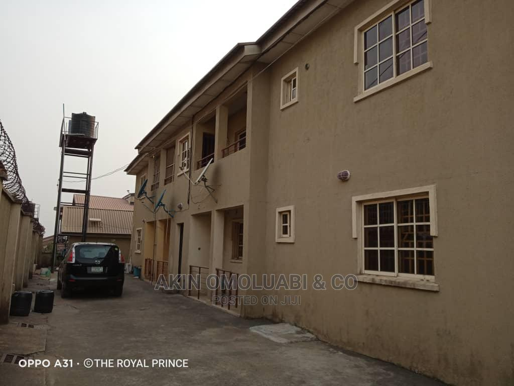Block of 4 Units of 3 Bedroom Flat for Sale in Magodo