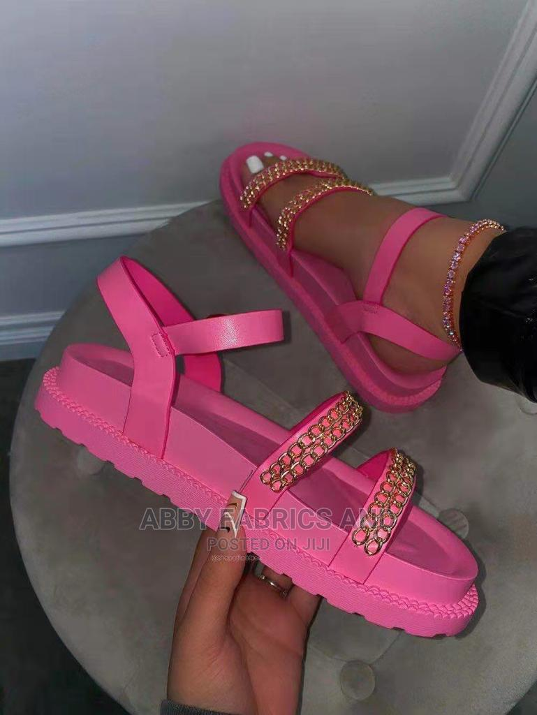 Female Fashion Sandals | Shoes for sale in Alimosho, Lagos State, Nigeria