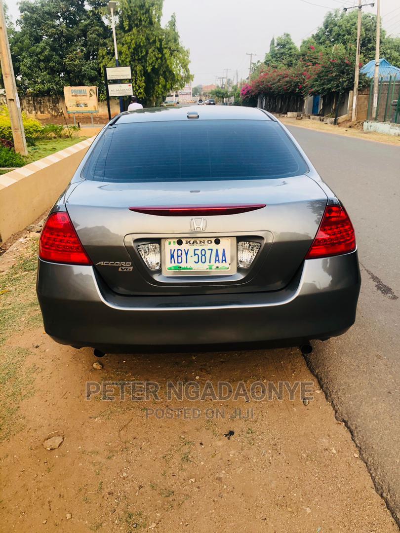 Honda Accord 2006 Sedan LX 3.0 V6 Automatic | Cars for sale in Kaduna / Kaduna State, Kaduna State, Nigeria