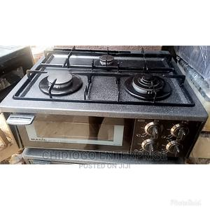 Used 3- Gas Burner With Oven N Grill   Kitchen Appliances for sale in Lagos State, Ojo