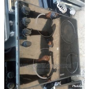 Used 4-Burner Electric Hot Plate With Control   Kitchen Appliances for sale in Lagos State, Ojo