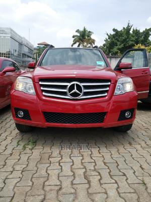 Mercedes-Benz GLK-Class 2011 350 Red   Cars for sale in Abuja (FCT) State, Garki 2