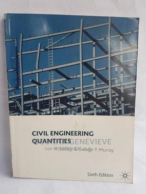Civil Engineering Quantities   Books & Games for sale in Lagos State, Yaba