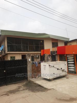 Solid Block of 4flats of 3bedrooms on Interlocking With Cofo   Houses & Apartments For Sale for sale in Isolo, Ago Palace