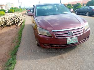 Toyota Avalon 2005 Touring Red | Cars for sale in Ekiti State, Ado Ekiti