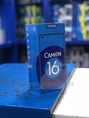 New Tecno Camon 16S 128 GB   Mobile Phones for sale in Lagos State, Ikeja