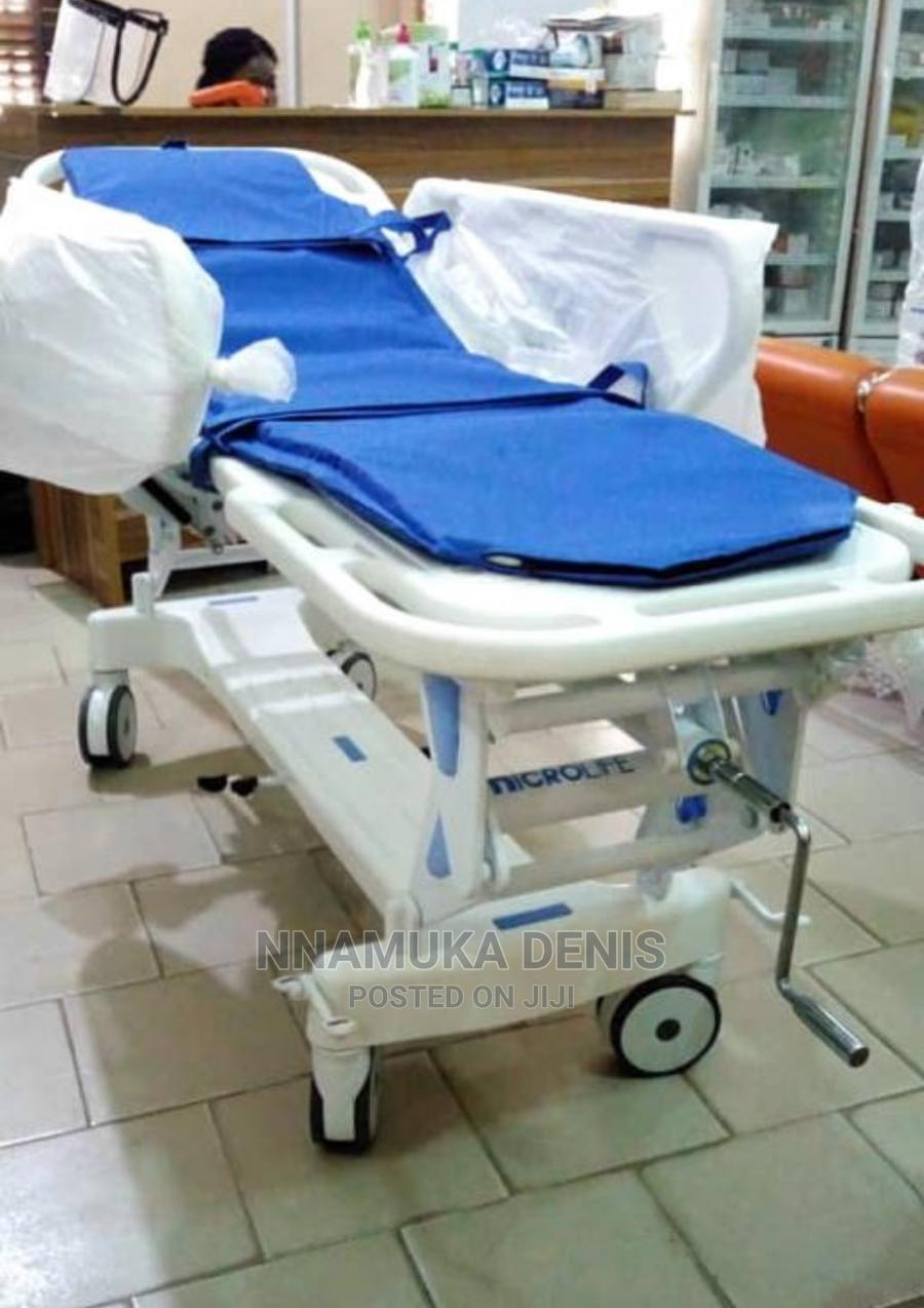 Mobile ABS Patient Trolley