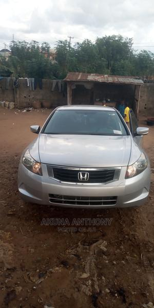 Honda Accord 2008 Silver | Cars for sale in Lagos State, Alimosho