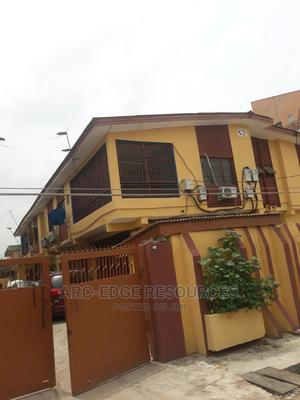 Nice Block of 4flats of 3bedrooms Close to Road With Cofo   Houses & Apartments For Sale for sale in Isolo, Ago Palace