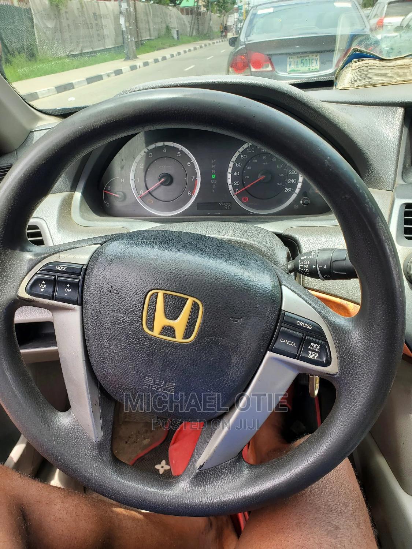 Archive: Honda Accord 2008 2.4 EX Automatic Blue