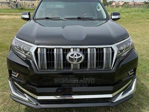 Toyota Land Cruiser Prado 2016 Black | Cars for sale in Lagos State, Lekki