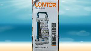 Lontor Led Rechargeable Camping Lamp - CTL-OL095U | Home Accessories for sale in Lagos State, Ikotun/Igando