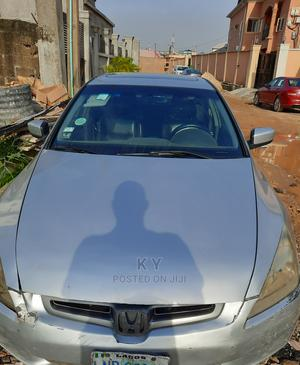 Honda Accord 2003 Silver   Cars for sale in Lagos State, Maryland