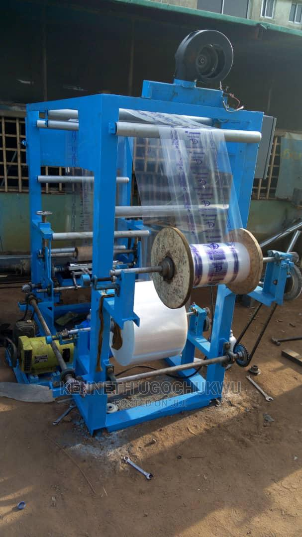Pure Water Nylon Printing Machine