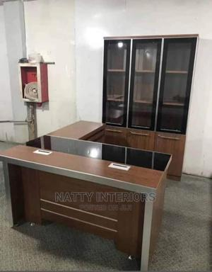 Imported Office Furniture Table and Book Shelf | Furniture for sale in Lagos State, Lekki