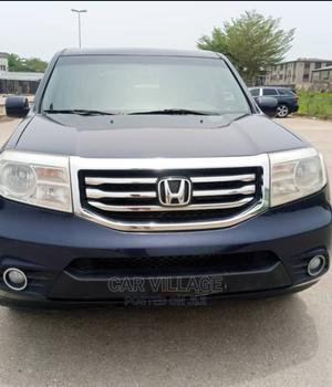 Honda Pilot 2012 Blue | Cars for sale in Lagos State, Gbagada