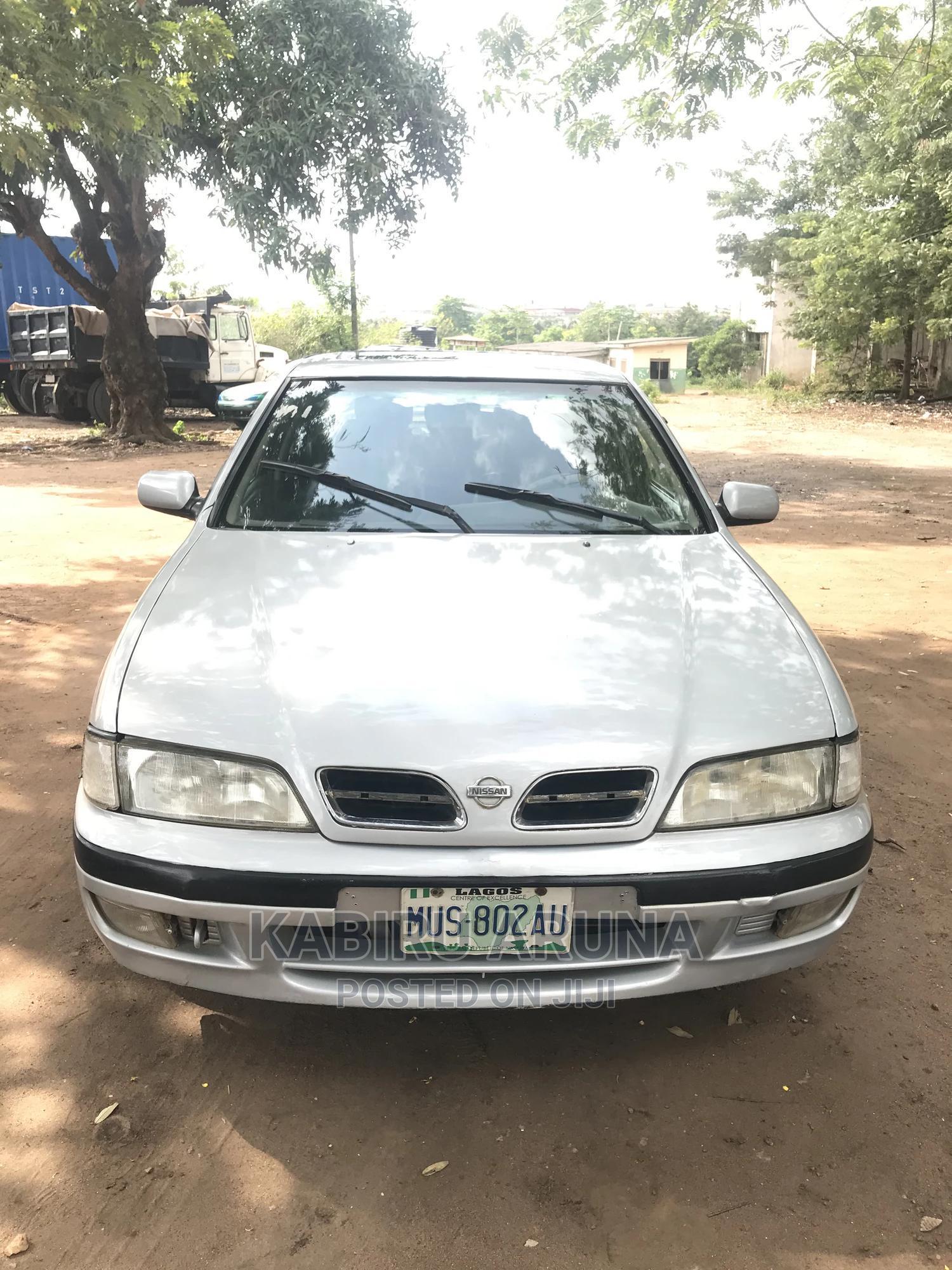 Nissan Primera 2001 Wagon Silver