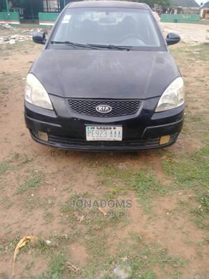 Kia Rio 2009 1.6 LX Black   Cars for sale in Lagos State, Ikorodu