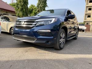 Honda Pilot 2016 Blue | Cars for sale in Abuja (FCT) State, Central Business Dis