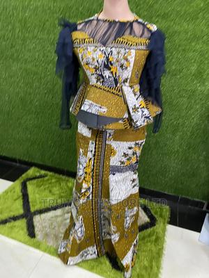 Ankara Skirt and Blouse | Clothing for sale in Lagos State, Ajah
