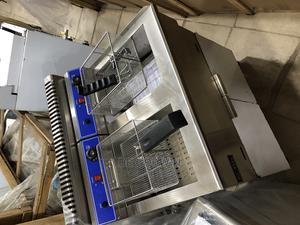 Standing Industrial Gas Deep Fryer | Restaurant & Catering Equipment for sale in Lagos State, Ojo