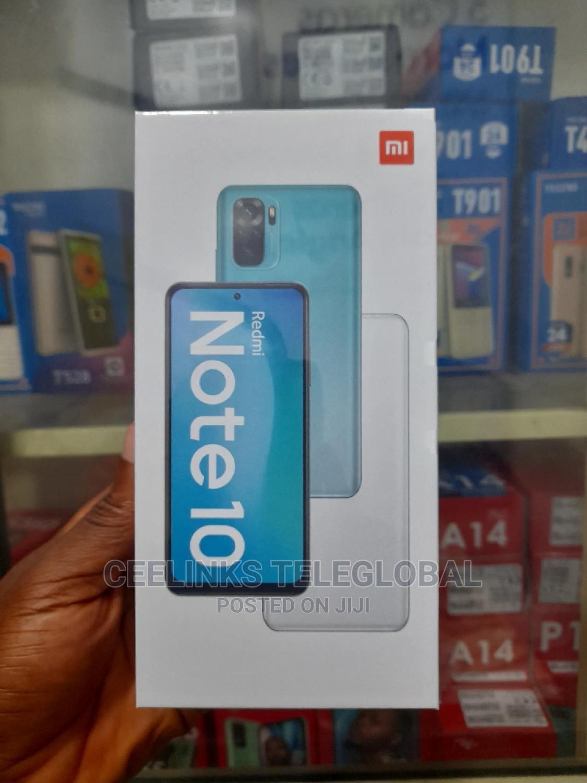 New Xiaomi Redmi Note 10 128 GB Gray