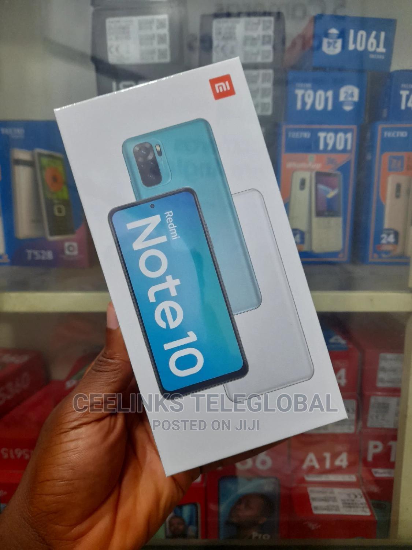 New Xiaomi Redmi Note 10 128 GB Gray | Mobile Phones for sale in Ikeja, Lagos State, Nigeria