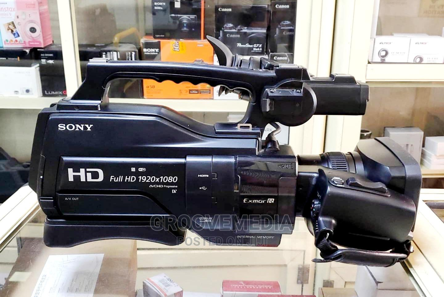 Archive: Sony HDR HD1000 Professional Video Camera