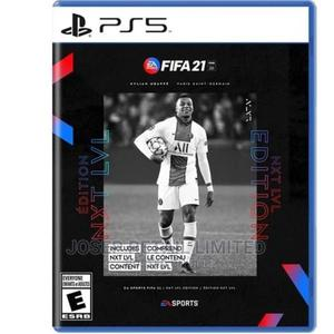 Ps5 Electronic Artfifa 21 Nxt Lvl Edition for Playstation 5 | Video Games for sale in Oyo State, Ibadan