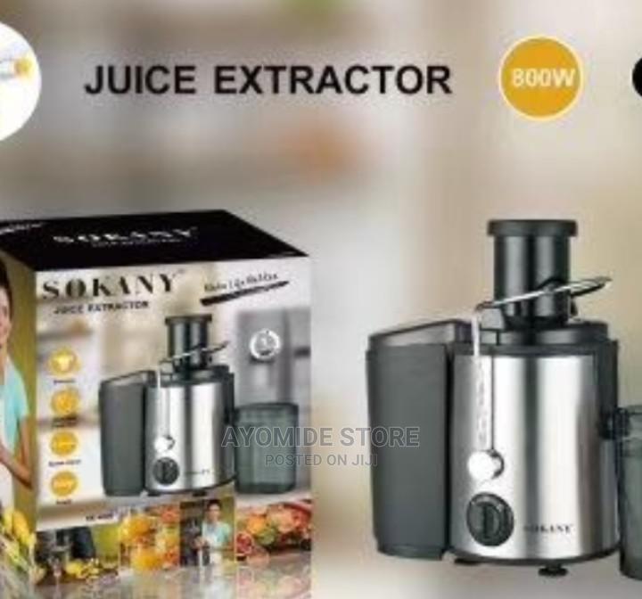 Multi Fruits Juice Maker Juice Extractor | Kitchen Appliances for sale in Lagos Island (Eko), Lagos State, Nigeria