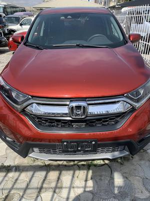 Honda CR-V 2019 EX AWD Red | Cars for sale in Lagos State, Lekki