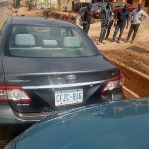 Toyota Corolla 2012 Gray   Cars for sale in Oyo State, Ibadan