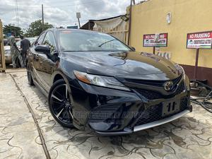 Toyota Camry 2018 XSE FWD (2.5L 4cyl 8AM) Black | Cars for sale in Lagos State, Alimosho