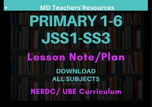 SS1-SS3 Literature Lesson Note And Textbook | Child Care & Education Services for sale in Lagos State, Ajah