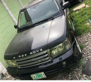 Land Rover Range Rover Sport 2007 HSE 4x4 (4.4L 8cyl 6A) Black | Cars for sale in Lagos State, Agege