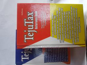 Tejutax Reference Book 1 2 by Malthouse   Books & Games for sale in Lagos State, Yaba