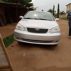 Toyota Corolla 2007 CE Silver | Cars for sale in Lagos State, Alimosho