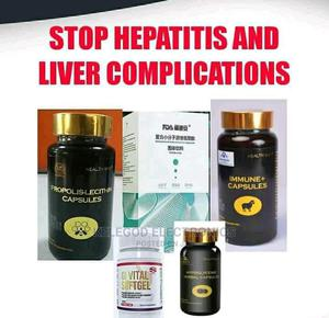 Peptide,Immune+, GI Vital, Propolis Lecithin and Herbal Cap   Vitamins & Supplements for sale in Lagos State, Orile