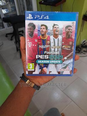 Ps4 Pes21 Cd | Video Games for sale in Lagos State, Ikeja