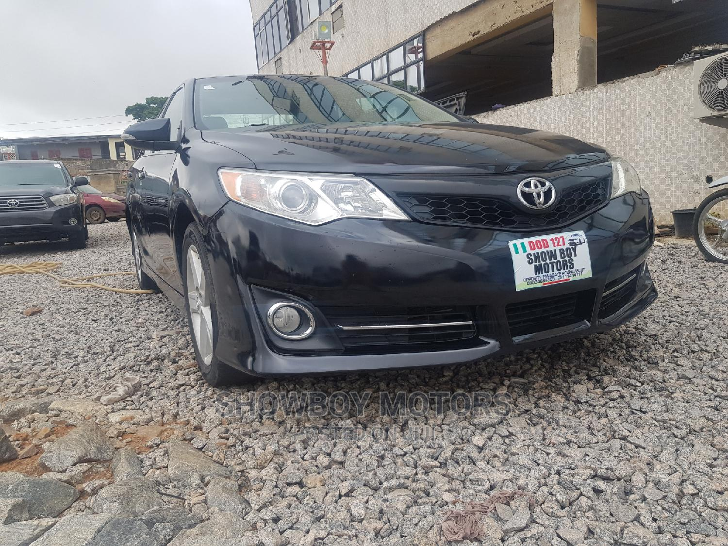 Toyota Camry 2013 Black | Cars for sale in Akure, Ondo State, Nigeria