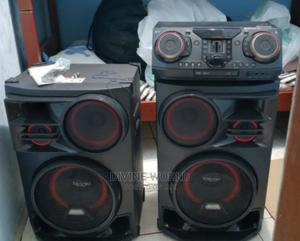 High Quality LG XBOOM 3500W(CL98) Powerful Bass Bluetooth | Audio & Music Equipment for sale in Lagos State, Ojo