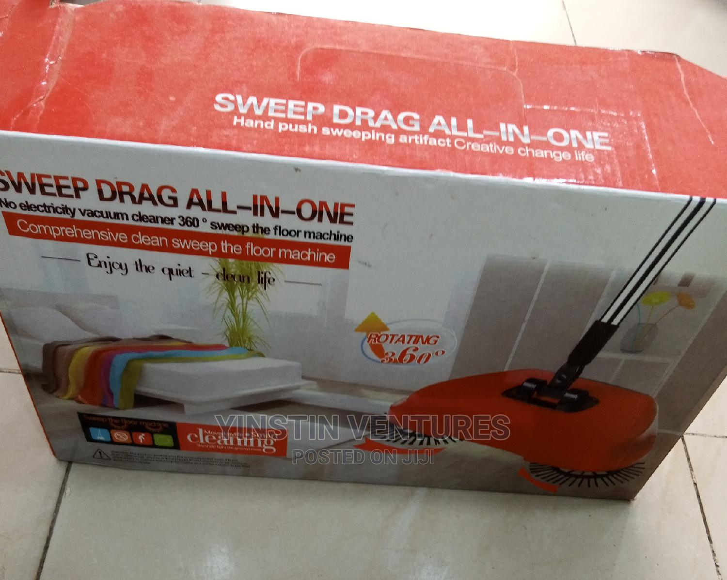 Sweep Drag All-In-One