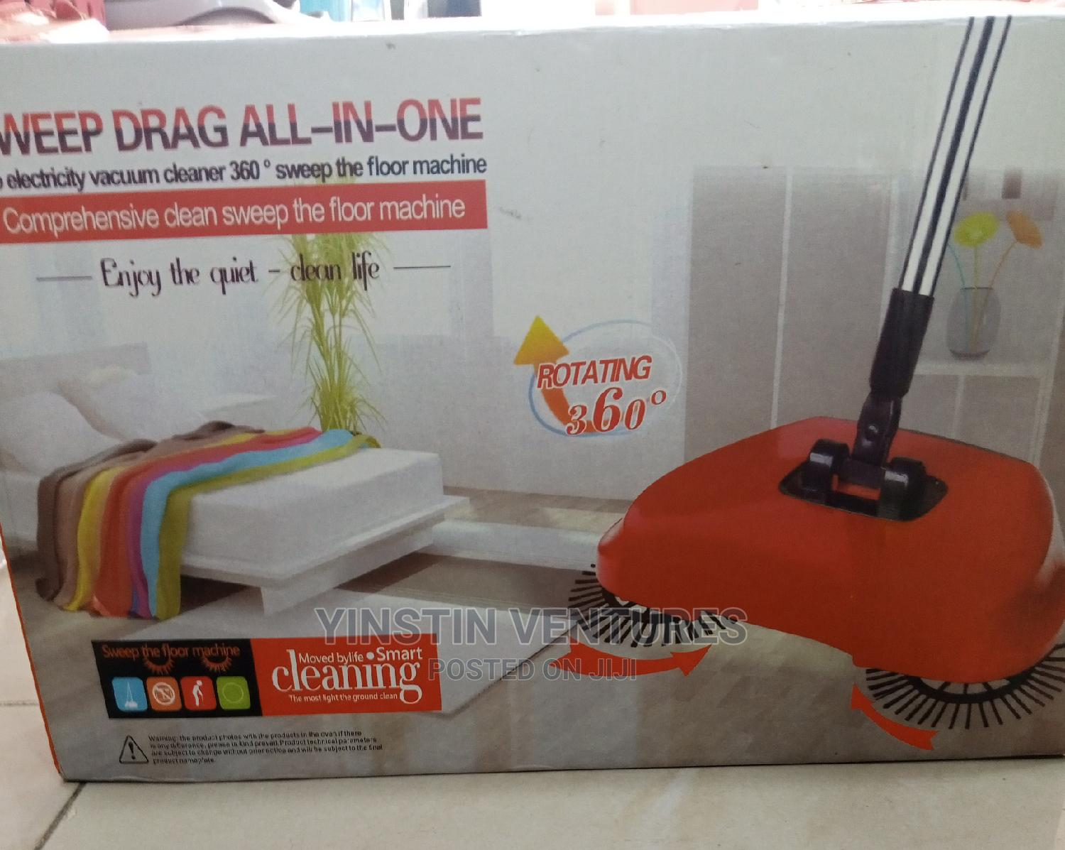 Sweep Drag All-In-One | Home Appliances for sale in Lagos Island (Eko), Lagos State, Nigeria
