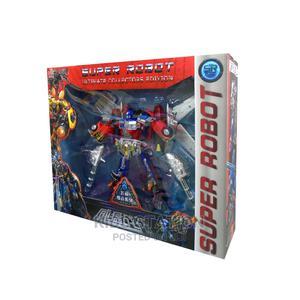 Optimus Prime Transformer Robot   Toys for sale in Lagos State, Yaba