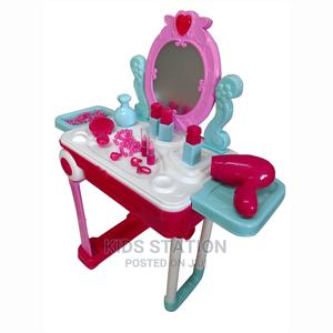 2 in 1 Pretend Play Beauty-Makeup Table/Trolley   Toys for sale in Lagos State, Yaba