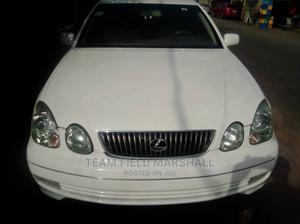 Lexus GS 2005 300 White   Cars for sale in Lagos State, Ikeja