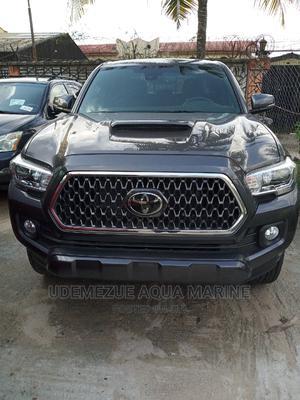 Toyota Tacoma 2018 Gray | Cars for sale in Lagos State, Amuwo-Odofin