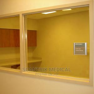 X Ray CT Room Shielding Lead Glass   Medical Supplies & Equipment for sale in Abuja (FCT) State, Wuse